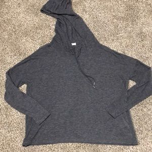 Garage hooded shirt